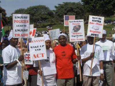 Les fonds vautours encerclent l'Afrique