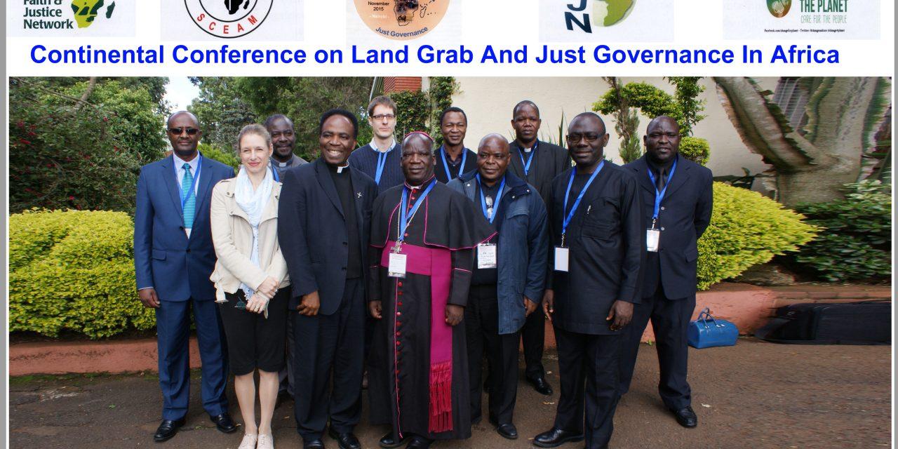 Kenya: Conférence : L'accaparement des terres et la bonne gouvernance
