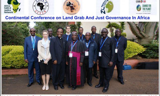 Kenya: Conference on Land Grabbing and Just Governance