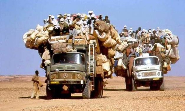 1610 Another Face of the Migration Crisis in Africa