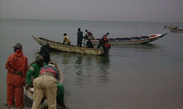 Illegal Fishing: Extracting Wealth from West-African Waters