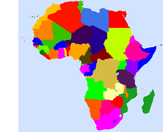 A cry from the heart: the black continent is going to destabilise the world …