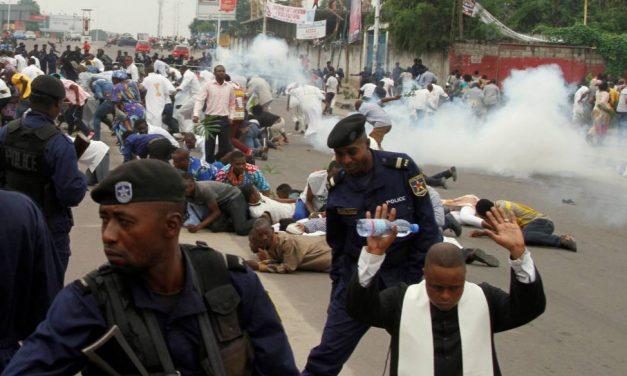 PRESS STATEMENT THE SUTUATION IN THE DEMOCRATIC REPUBLIC OF CONGO