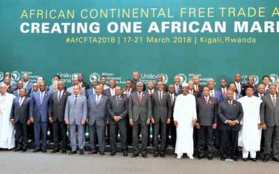CONTINENTAL FREE TRADE AREA AGREEMENT: AN INTERNAL BATTLE FOR TRADE LIBERALIZATION