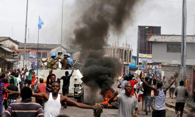 BEHIND THE VIOLENT UPHEAVALS IN THE CONGO DEMOCRATIC REPUBLIC