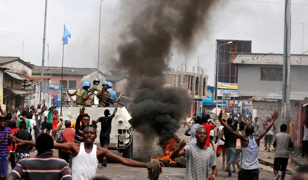 DERRIÈRE LES BOULEVERSEMENTS VIOLENTS DANS LA RÉPUBLIQUE DÉMOCRATIQUE DU CONGO