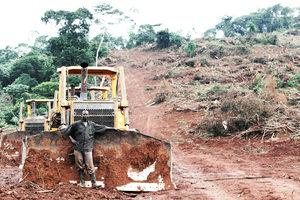 Bukanga Lonzo: Land Grabs and the International Community