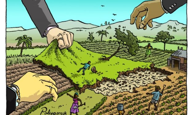 Land Grabbing: European Union, Champions of Human Rights Protection