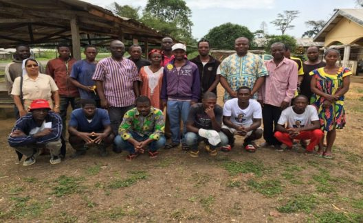 Antennae Meetings of Central African Region (Cameroun and Central African Republic)