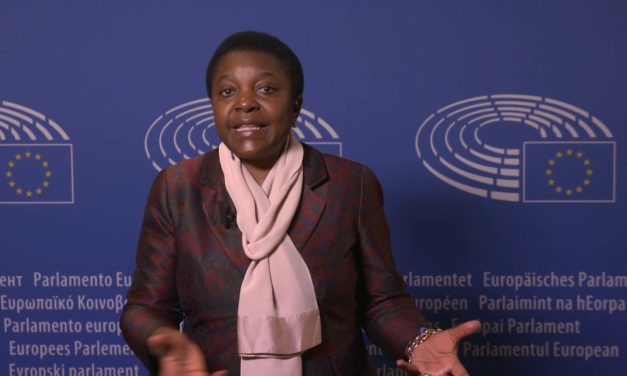 Interview of Ms. Cécile Kyenge, MEP