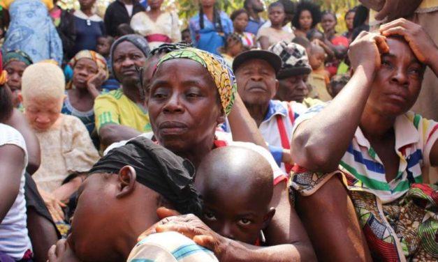 «DES PROFONDEURS JE CRIE VERS TOI.»CRIS DU CAMEROUN