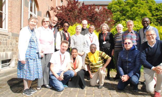 Antennae Meeting in Namur