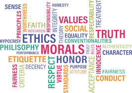 Business is… Business Ethics: criteria for Corporate Social Responsibility