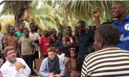 Communiqué de RIAO-RDC | Kinshasa, 22 juillet 2019 – Un défenseur des terres violemment tué en RDC