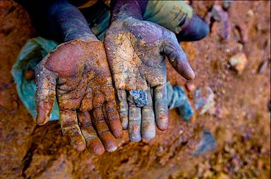 Mining in Africa, an Object of Desire
