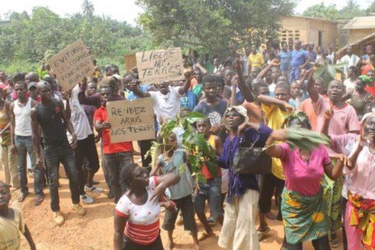 SIAT: a land dispute in Côte d'Ivoire