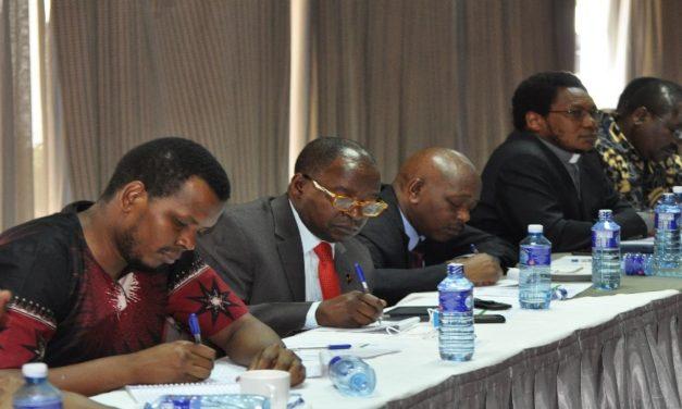 AEFJN Nairobi: Workshop on Extractive Industry