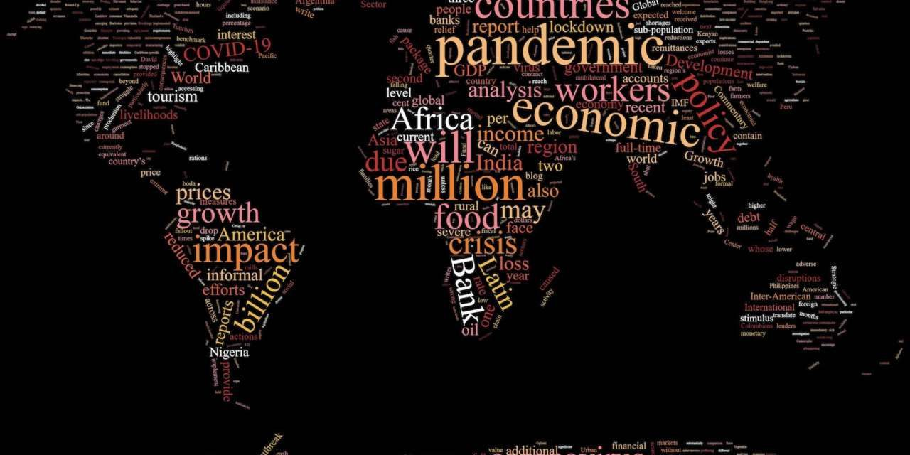 "Covid-19 Pandemic: Engaging Africa's Food Sovereingty Question in the ""new normal"""