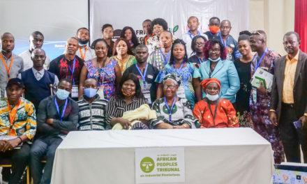 La voix des communautés affectées au Tribunal des peuples africains
