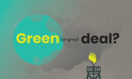 Le «Green Deal» européen : impact et responsabilité en Afrique