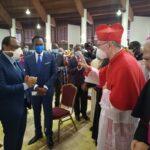 Cardinal PAROLIN visits Cameroon
