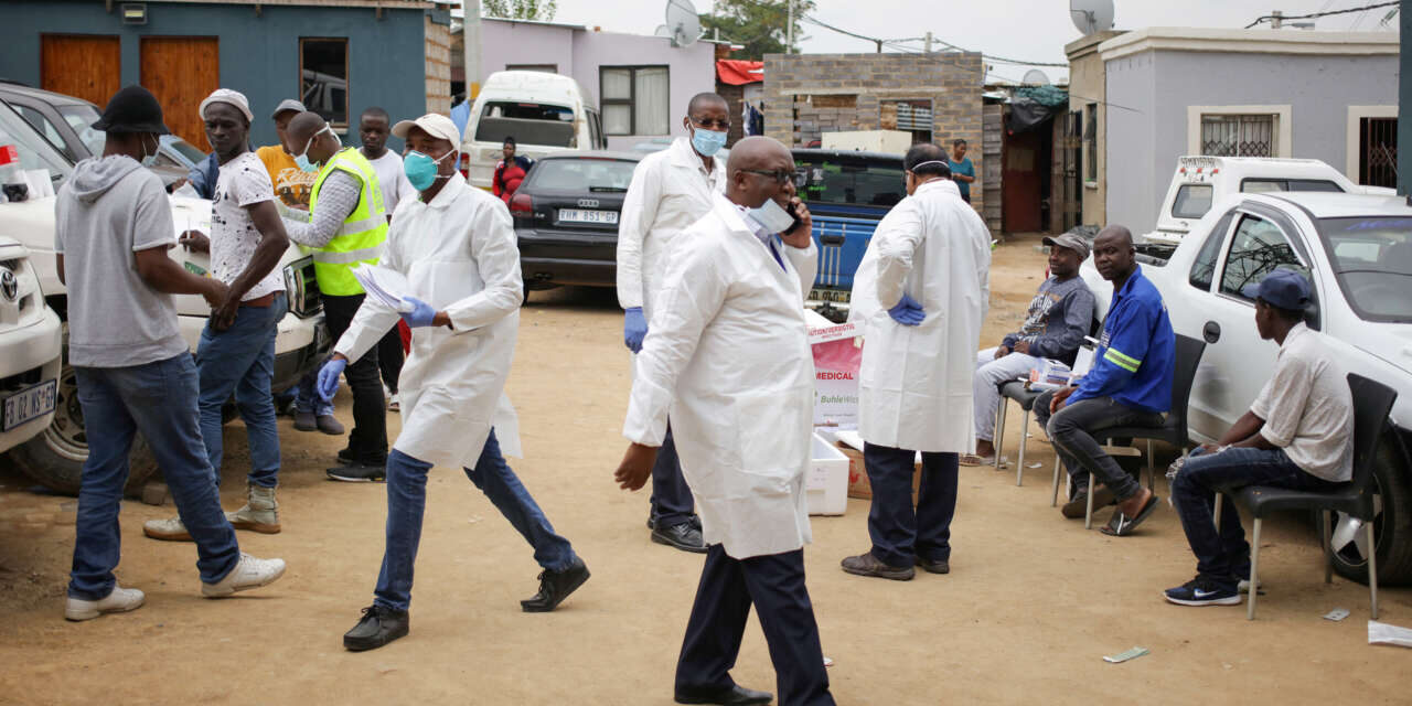 What Drug Supply for Africa in a Pandemic Period? A Question that Concerns us all