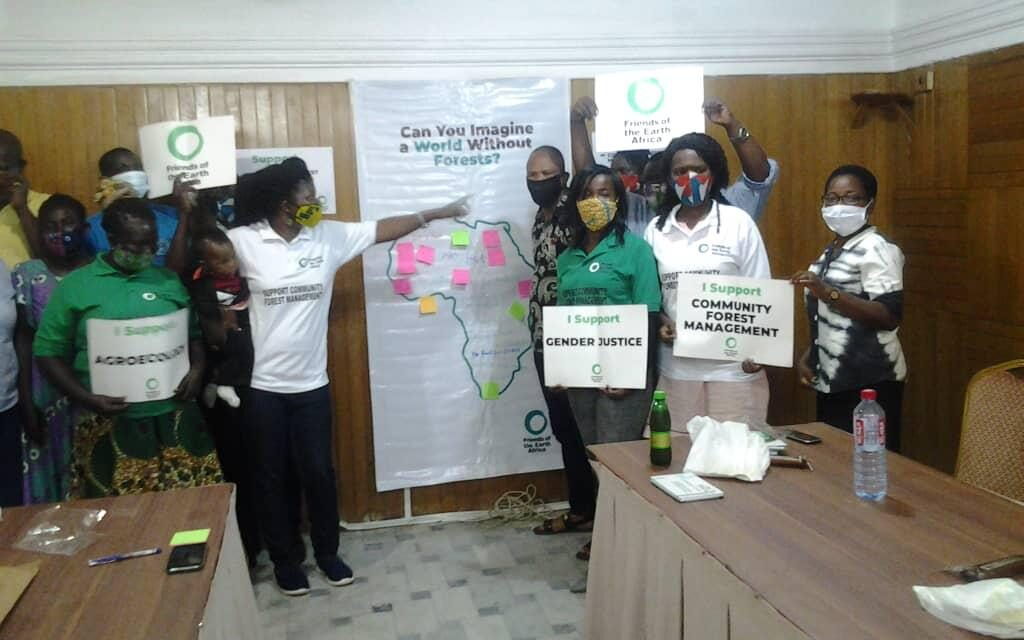 La plateforme Notre terre est notre de vie tient sa deuxième réunion stratégique au Ghana