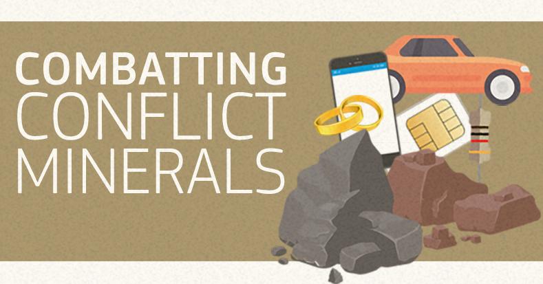 Minéraux de conflit : vers une révision d'un règlement raté